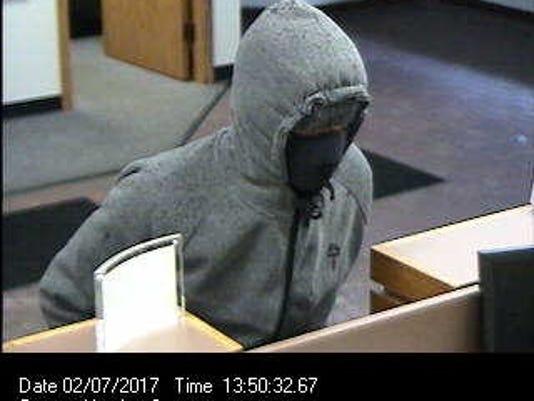 Spencerport bank robbery