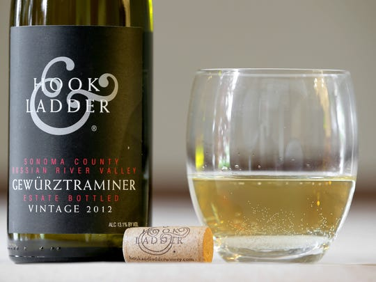 Thanksgiving holiday drink ideas as Hook & Ladder Gewürztraminer