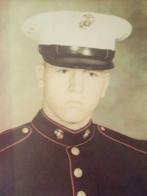 Mike Weaver served in the United States Marine Corps during the Vietnam War.