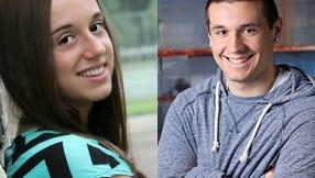 Megan Jones and Matt Rohde are this week's top scholars.