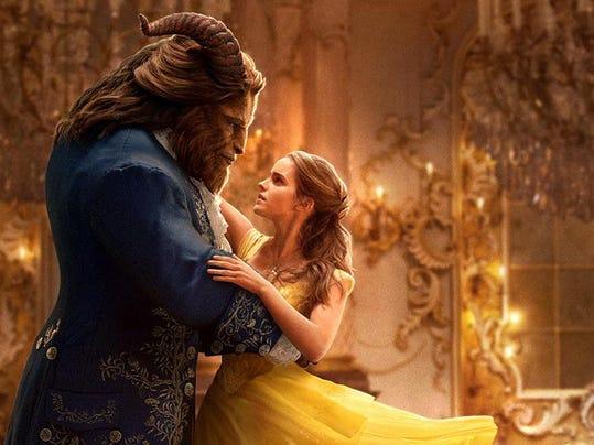 Beauty and the Beast Disney art