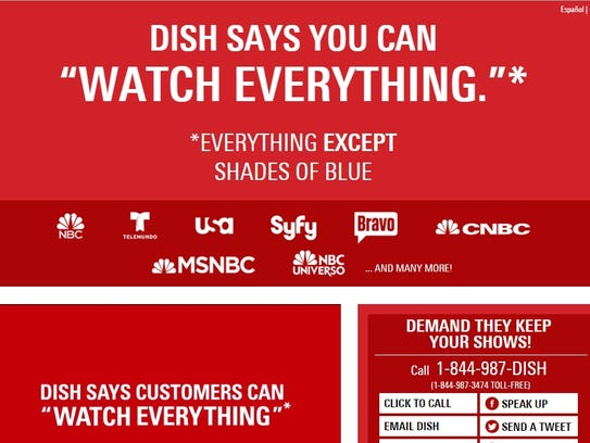 call dish network customer support
