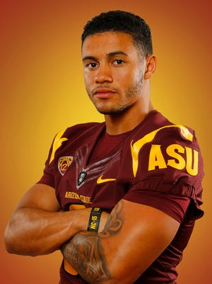 D.J. Foster is one of 38 former Arizona high school football players on the ASU football team roster for the 2014 season. Foster was a standout at Saguaro High in Scottsdale before attending ASU.