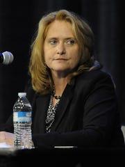 Sen. Lana Theis, a Brighton Republican