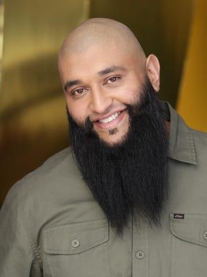 Azhar Usman, comedian