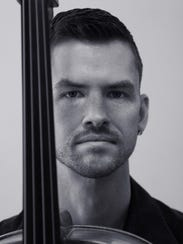 Cellist Zachary Sweet will perform at a Binghamton