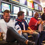 At the ship casinos, you can vie for up to $500 in cash prizes by registering for one of Norwegian's Huddle Up Slot Tournaments, now through February 2.