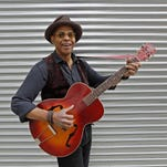 Blues musician Guy Davis wears the larger-than-life mantle of his late parents: activist-actors Ossie Davis and Ruby Dee. The New York native travels the world sharing music steeped heavily in America's South, invoking an era of his ancestors.