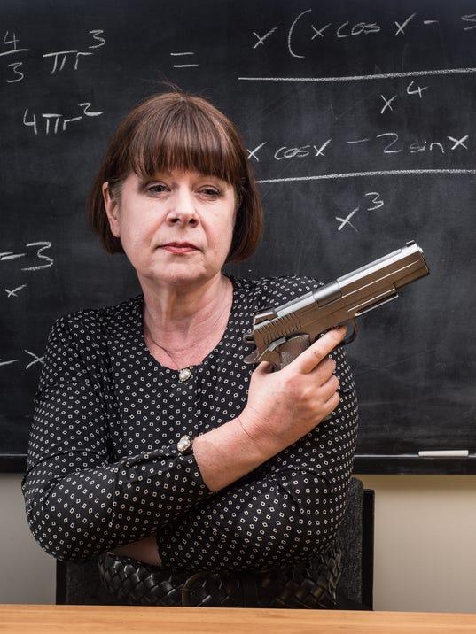 Image result for armed teachers