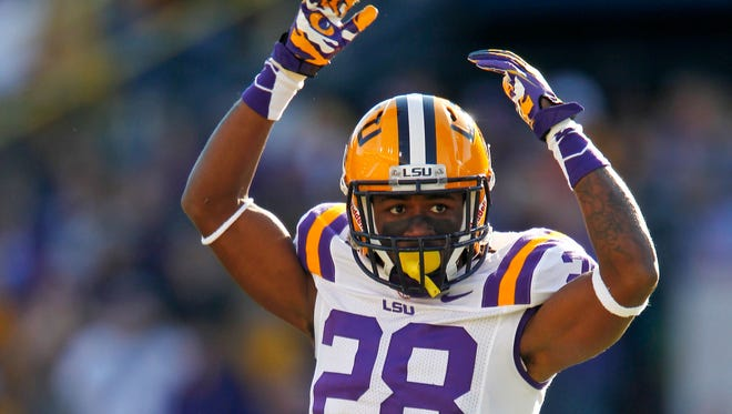 LSU Tigers cornerback Jalen Mills was charged with second-degree battery stemming from an incident at a Baton Rouge apartment complex on May 4.