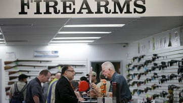 New California laws bump up minimum wage, tighten gun rules