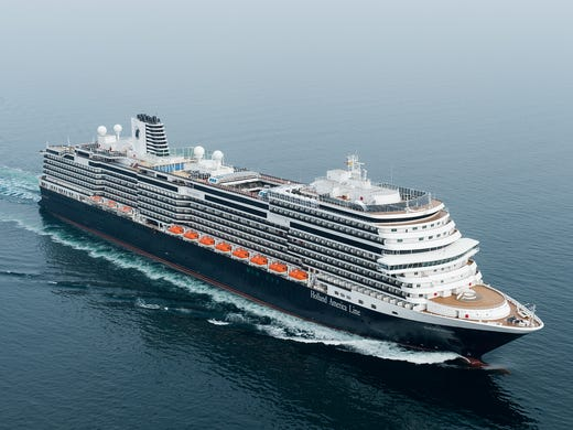 First look: Inside Holland America's first new ship in years