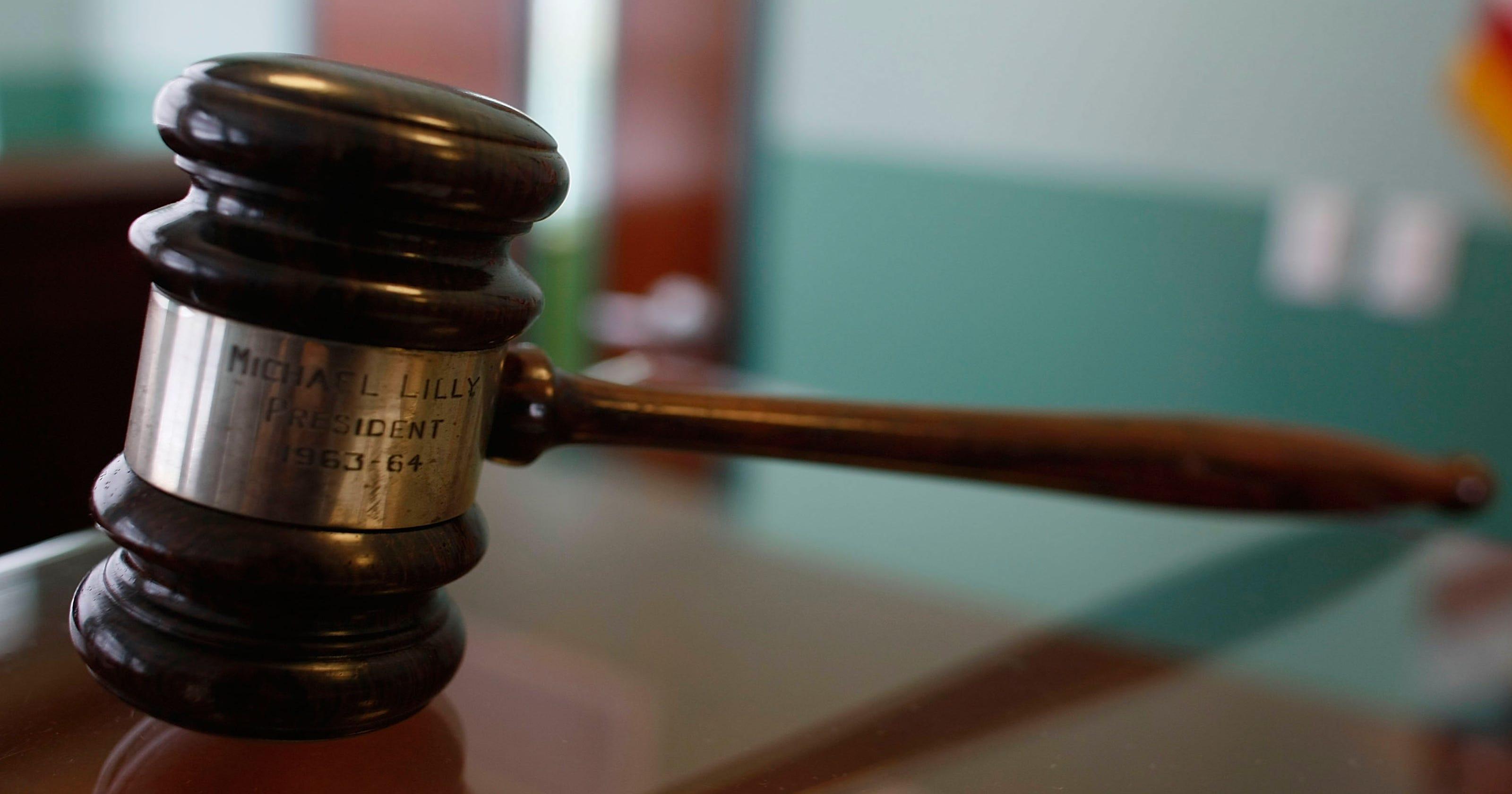 Calhoun County Circuit Court sentencings