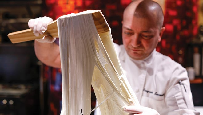 Chef Pasquale Sorrentino changed Amore's menu and philosophy, focusing on house-made ingredients.