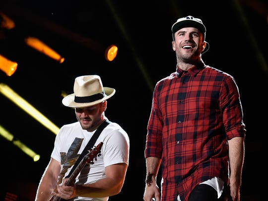 performs onstage during the 2015 CMA Festival on June 11, 2015 in Nashville, Tennessee.