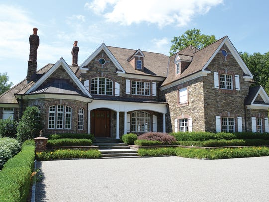 Harrison mansion to be auctioned on Sept. 17.