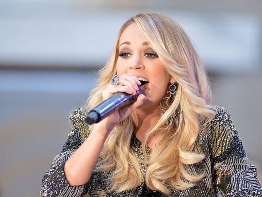 Carrie Underwood will strut her stuff at The Palace of Auburn Hills on March 22.