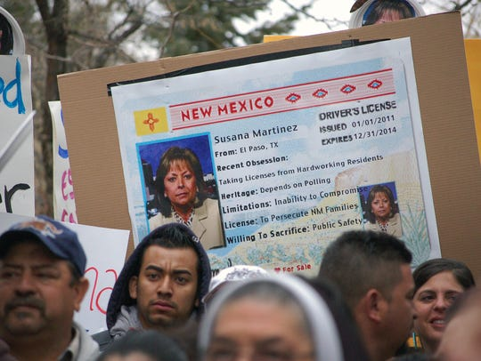 In this Jan. 24, 2012, file photo, immigrant advocates