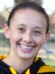 Whitney Reid was an all-area runner last year.