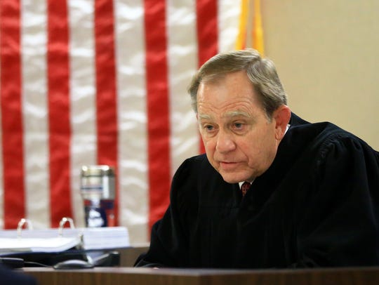 District Judge Guy Williams, who has spoken about his years long struggle with PTSD, was arrested for the second time this year. The latest arrest is on suspicion of DWI and unlawful carrying of a weapon.