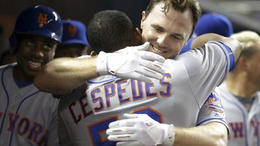 Mets help playoff changes with win over Marlins