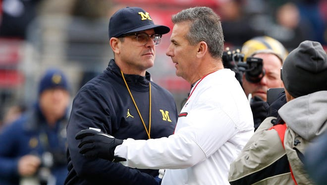 Will one, or both, of these coaches be in the College Football Playoff?