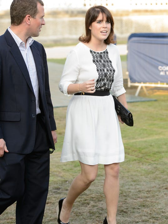 Princess Eugenie Of York Moves To New York For New Job