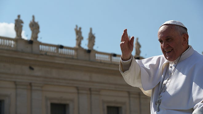 Pope Francis risked his life to protect Muslims in the Central African Republic.