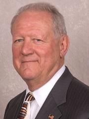 Mike Wendt, Hospice El Paso board member.
