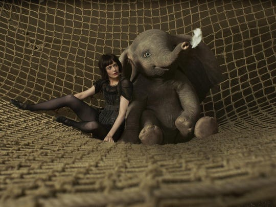 """Eva Green in a scene from """"Dumbo."""""""