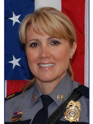 Manchester Township Police Capt. Lisa Parker will take over as the department's Police Chief in March.