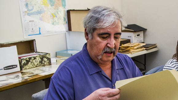 Arizona historian Jack August died Jan. 20, according to the Secretary of State's Office. He was 63.
