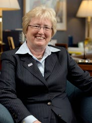 Nancy Schlichting retired as President and CEO of Henry