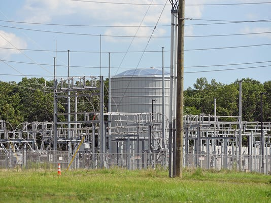 Clayville Substation