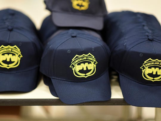 Teens will have to earn the Cumberland County Police Youth Week caps they will wear during training.