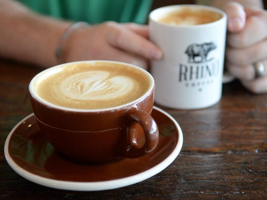 Rhino Coffee will add a patio to its downtown location.