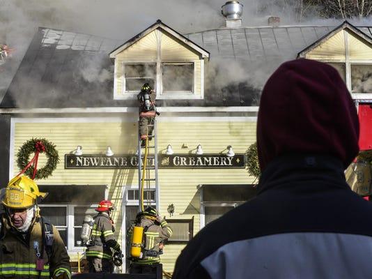 Vermont Fire