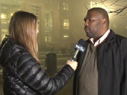 Marielle Mohs interviews Dr. Gabriel Tate
