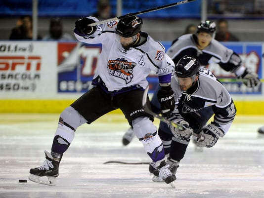Ice Flyers vs Knoxville Icebears 4