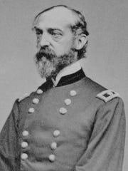 Gen. George G. Meade, 1869.