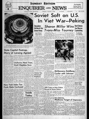 BC Sports History - Week of July 30, 1965