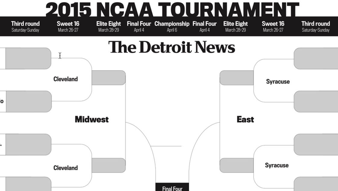 Download A Bracket Join The Million Dollar Challenge