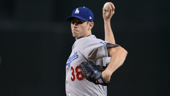 Brandon McCarthy has gone 3-0 with a 2.25 ERA in four starts this season.