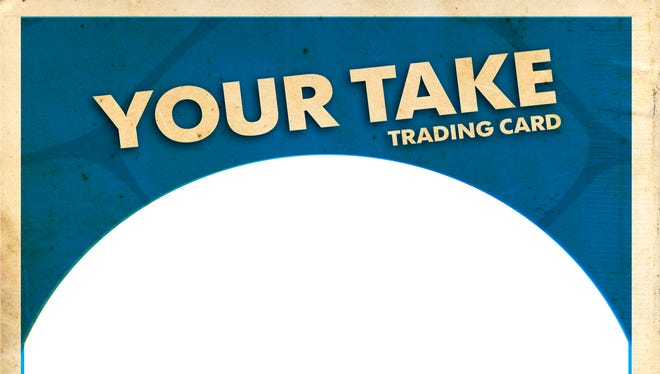 Your Take: World Cup trading card overlay