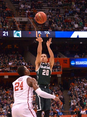Travis Trice is one of MSU's biggest offensive weapons.
