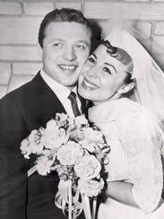 On Dec. 29, 1957, singers Steve Lawrence and Eydie