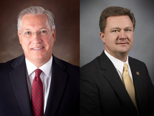 Bob Cirtin and Bob Dixon will face off in the Republican