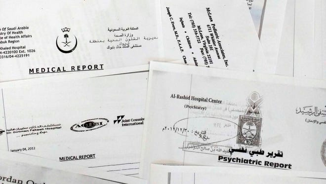 WikiLeaks displays medical files of hundreds of individuals is privacy was compromised in the global crusade to expose government secrets.