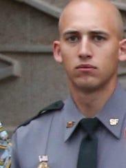 LDWF Senior Agent Tyler Wheeler was shot making a stop
