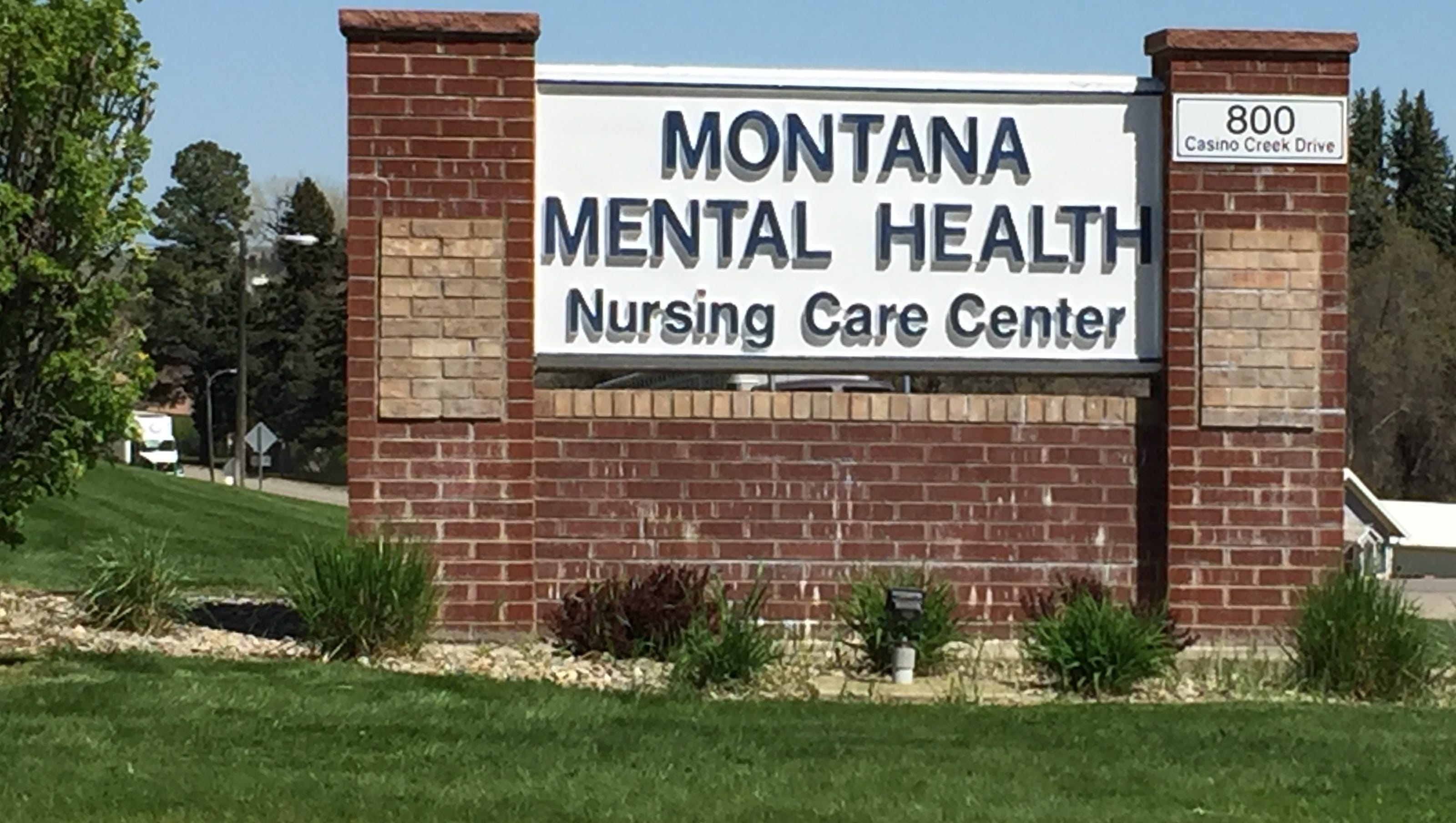 Montana Mental Health Nursing Care Center Rated Below Average